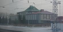 第3/4 国際列車-ロシアの駅(西シ...